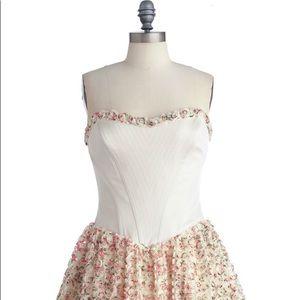 NWT Betsey Johnson Garden of Eden dress